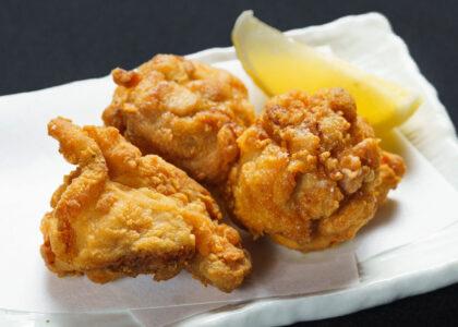福味鶏の唐揚げ